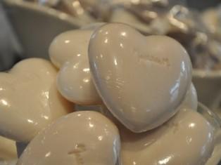 Мастер класс как сделать мыло сердечки